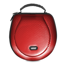 Creator Headphone Hardcase Large PU Red | UDG