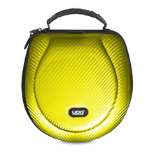 Creator Headphone Hardcase Large PU Yellow | UDG
