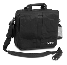 Ultimate CourierBag DeLuxe Black/Orange | UDG