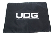 "Ultimate Turntable & 19"" Mixer Dust Cover Black 