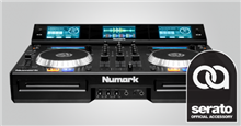 Mixdeck Express Black + Dashboard | Numark