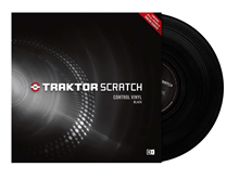 Control Vinyl Black | Native Instruments