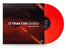 Control Vinyl MK2 Red | Native Instruments