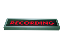 RECORDING Display  | PunchLight