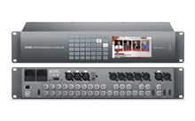 ATEM 2 M/E Production Studio 4K | Blackmagic Design