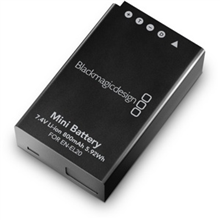 Mini Battery EN-EL20 | Blackmagic Design
