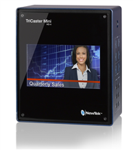 TriCaster Mini HD-4i | Newtek