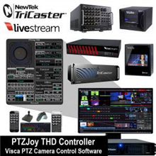 PTZOptics Tricaster Basic | PTZ Optics