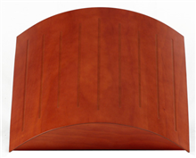 Poly Wood Fuser Cherry | Vicoustic
